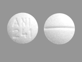 Image of Methazolamide